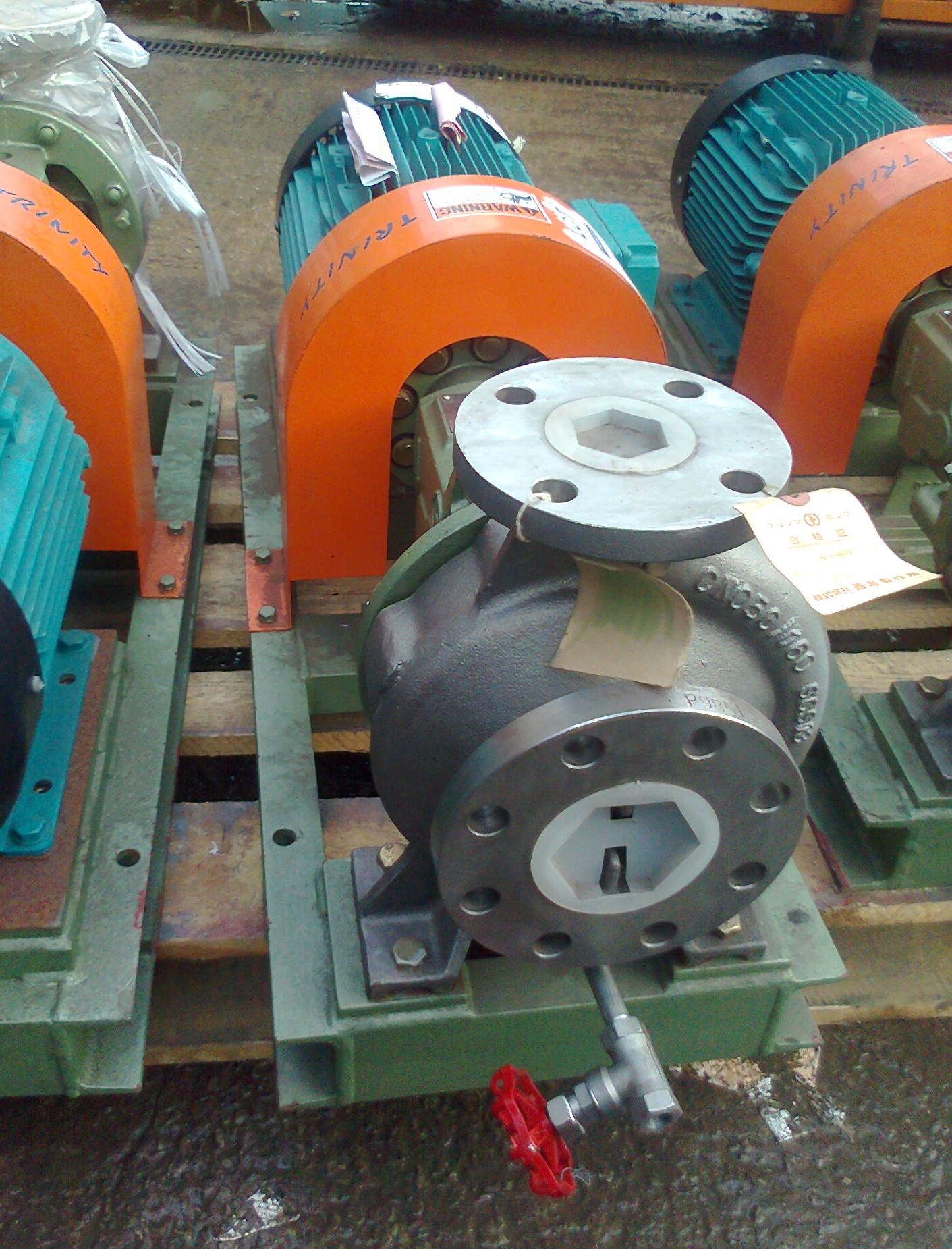 Used 30m3 per hr centrifugal pump